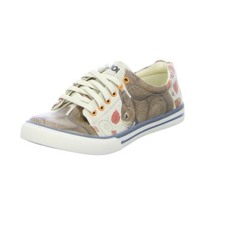Damen Sneaker squirrel