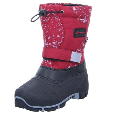 Kinder Stiefel ZW-003-RE