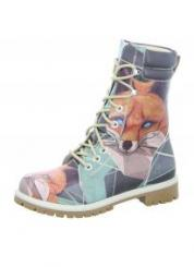 Damen Stiefel Red Fox